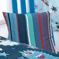 Cojin Monsters Stripe de Cañete