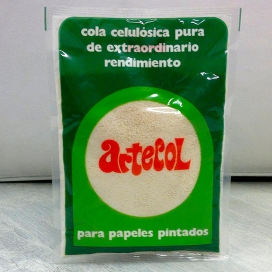 Cola celulósica pura Artecol