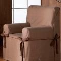 Funda lazos sofá, sillón Beret de Zebra textil