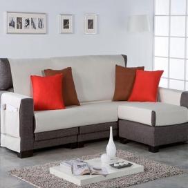 Salvasofá, chaise longue Beret de Zebra textil