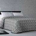 Colcha capa Onix de Zebra textil