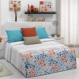 Edredón Conforter Ulawa azul