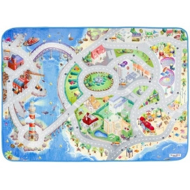 Alfombra Games ciudad