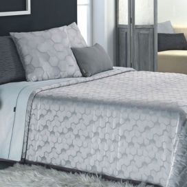 Confortino Jacquard Minor de Cañete plata