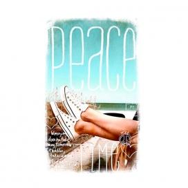 Estampado Bouti Peace de JVR