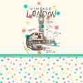 Estampado Bouti London de JVR
