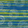 Estampado Bouti Enzo azul de JVR