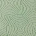 Cojín Dancing verde de JVR