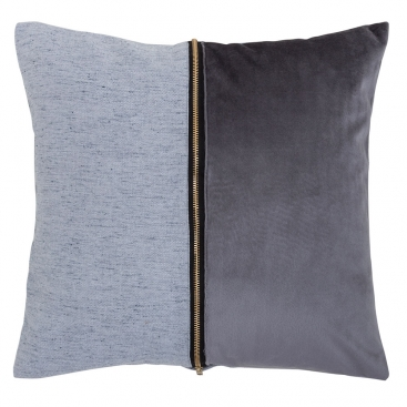 Cojín Textura 21 gris de Antilo