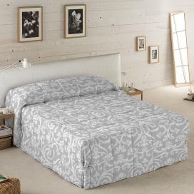 Edredón Conforter Mesina gris de Martina Home