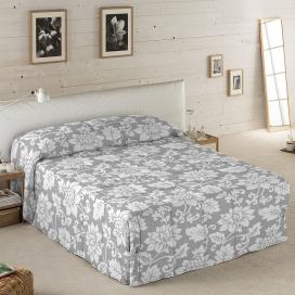 Edredón Conforter Marsala gris de Martina Home