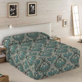 Edredón Conforter Bari turquesa de Martina Home