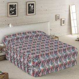 Edredón Conforter Bamboo gris de Martina Home