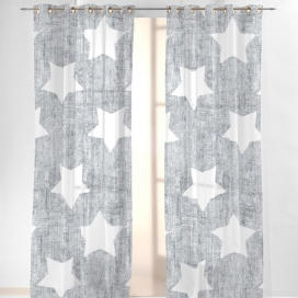 Cortina Star gris de Martina Home