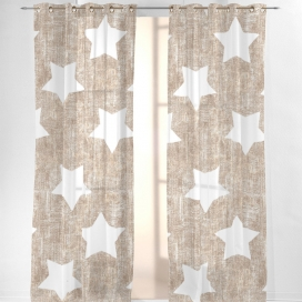 Cortina Star taupe de Martina Home