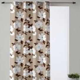 Cortina Esencia marron de Martina Home