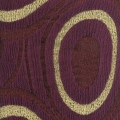 Textura funda sofá Marbella berenjena de Martina Home