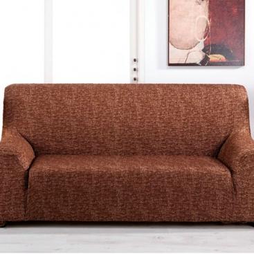 Funda sofá Malta marrón-beig de Martina Home