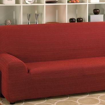 Funda sofá Rustica burdeos de Martina Home