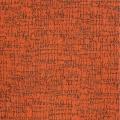 Textura funda sofá Malta naranja-marron de Martina Home