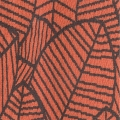 Textura funda sofá Azores naranja-marron de Martina Home