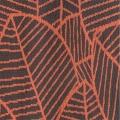 Textura funda sofá Azores marron-naranja de Martina Home