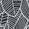 Textura funda sofá Azores negro-blanco de Martina Home