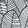 Textura funda sofá Azores blanco-negro de Martina Home