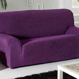 Funda sofá Tivoli morado de Martina Home
