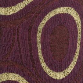Textura funda relax Marbella berenjena de Martina Home