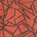 Textura funda Relax Sirocco naranja-marron de Martina Home