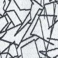 Textura funda Relax Sirocco blanco-negro de Martina Home