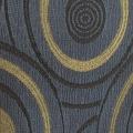 Textura funda Sillón Orejero Marbell azul de Martina Home