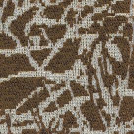 Textura funda Sillón Orejero Nica marrón de Martina Home