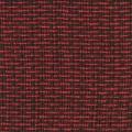Textura funda Sillón Orejero Tivoli rojo de Martina Home