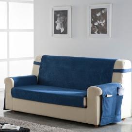 Salvasofá Petra azul de Martina Home