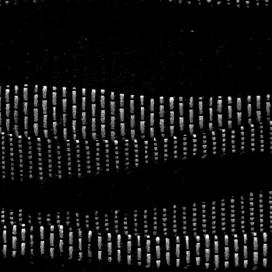 Textura salvasofá Touareg negro de Martina Home