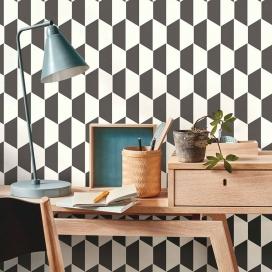 Ambiente Papel Pintado Colección Fiona Home 556034 de Iberostil