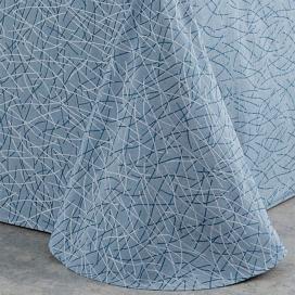 Colcha capa Burgos azul de Estela