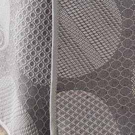 Textura colcha Paris Gijon gris de Estela