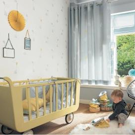 Ambiente Papel Pintado Colección MLW 2973 63 17 de Casadeco