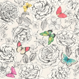 Papel Pintado Colección Botanical 1398830 de Iberostil