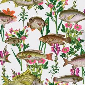 Papel Pintado Colección Botanical 1312170 de Iberostil