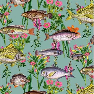 Papel Pintado Colección Botanical 1312171 de Iberostil