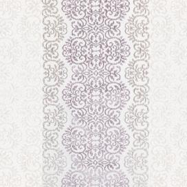 Textura Colcha edredón Glamour malva de JVR