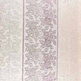 Textura Colcha edredón Provenza malva de JVR