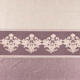Textura Funda Nórdica Chloe malva de JVR