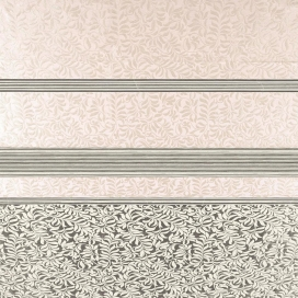 Textura Funda Nórdica Velvet plata de JVR