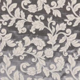 Textura Funda Nórdica Versalles plata de JVR