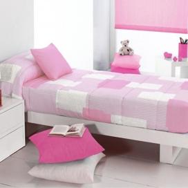 Edredón ajustable Cocese rosa de Reig Marti